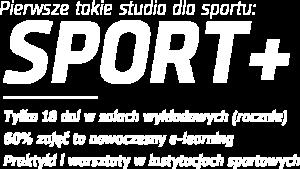 studia dla ludzi sportu