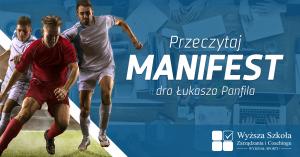 manifest Łukasza Panfila